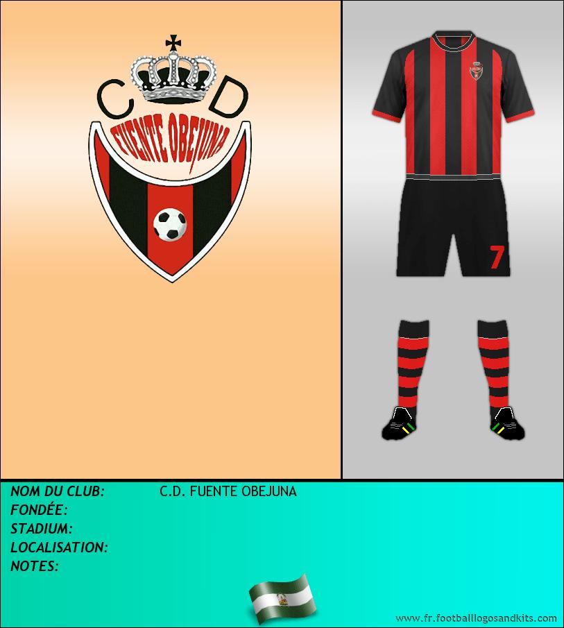 Logo de C.D. FUENTE OBEJUNA