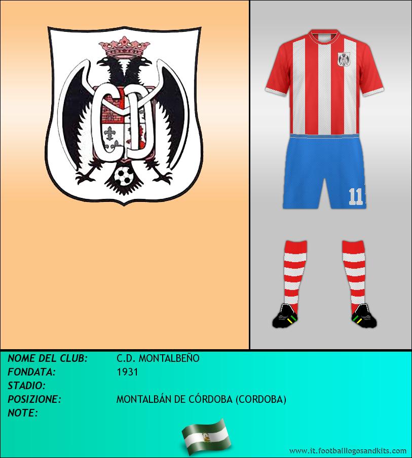 Logo di C.D. MONTALBEÑO