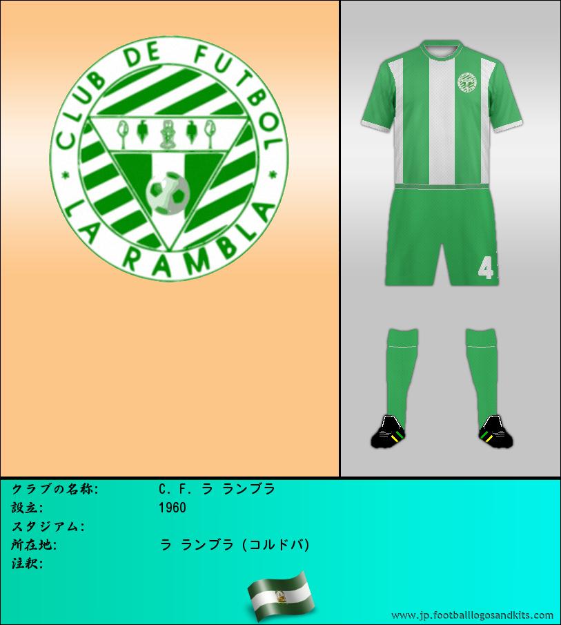 のロゴC. F. ラ ランブラ
