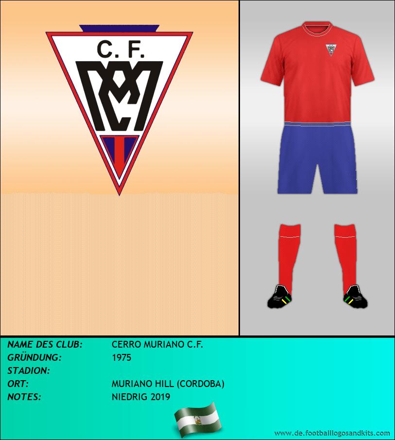 Logo CERRO MURIANO C.F.
