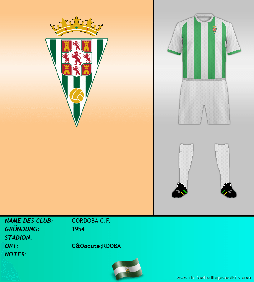 Logo CORDOBA C.F.