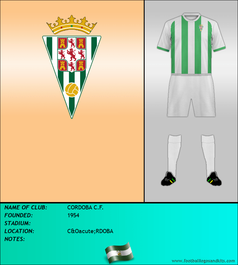 Logo of CORDOBA C.F.