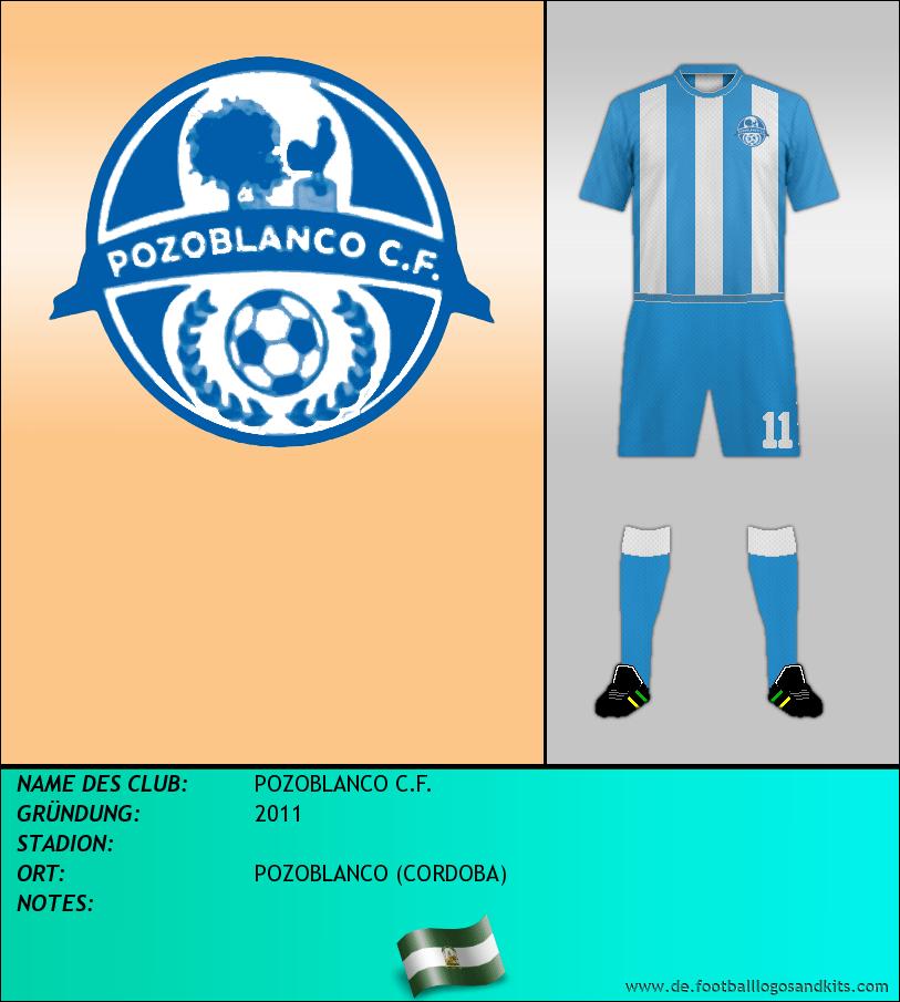 Logo POZOBLANCO C.F.