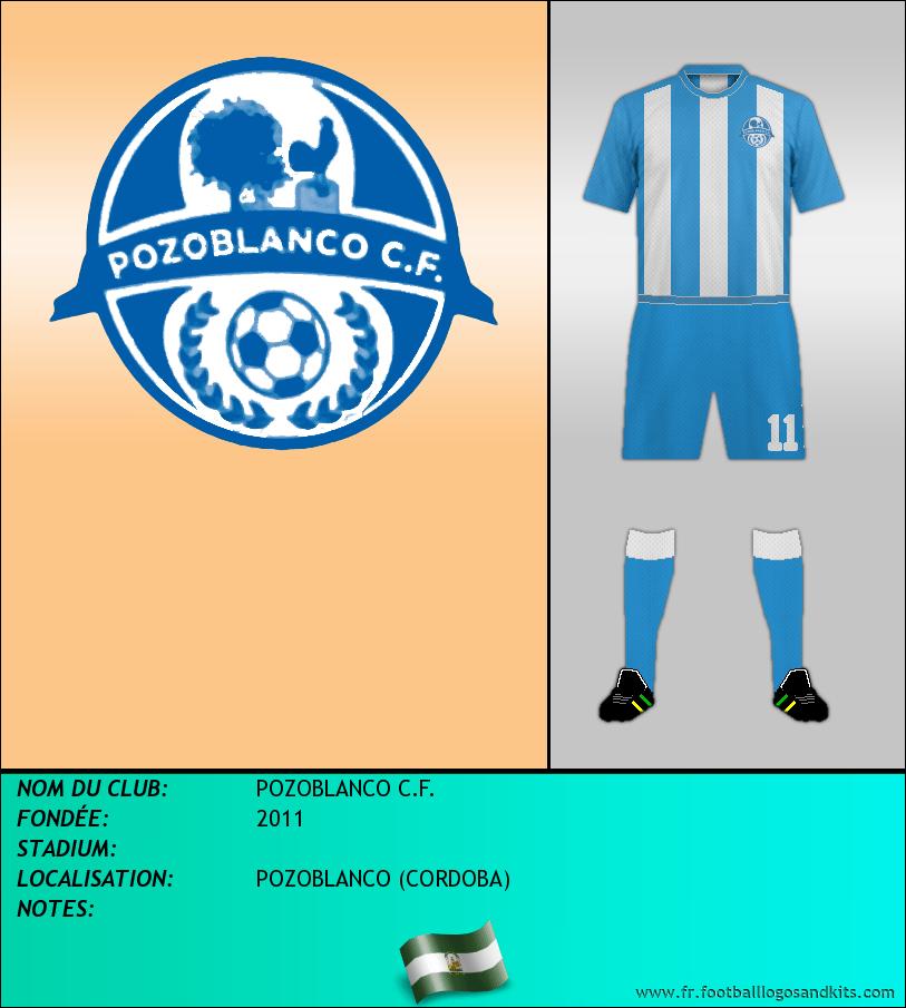 Logo de POZOBLANCO C.F.