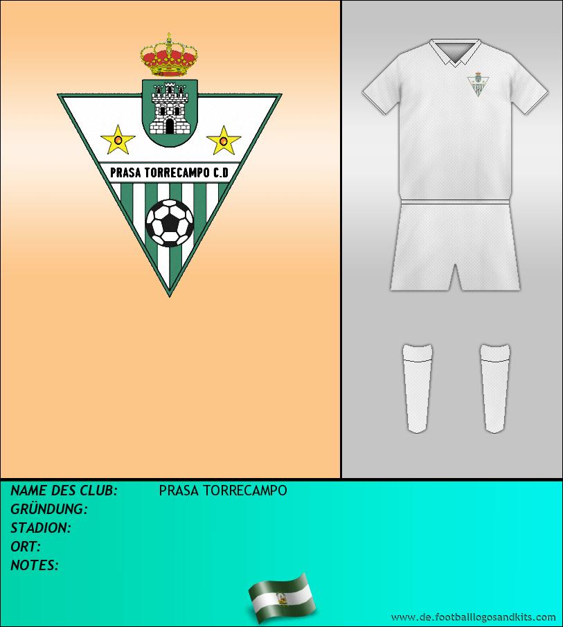 Logo PRASA TORRECAMPO