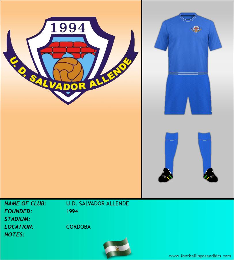 Logo of U.D. SALVADOR ALLENDE