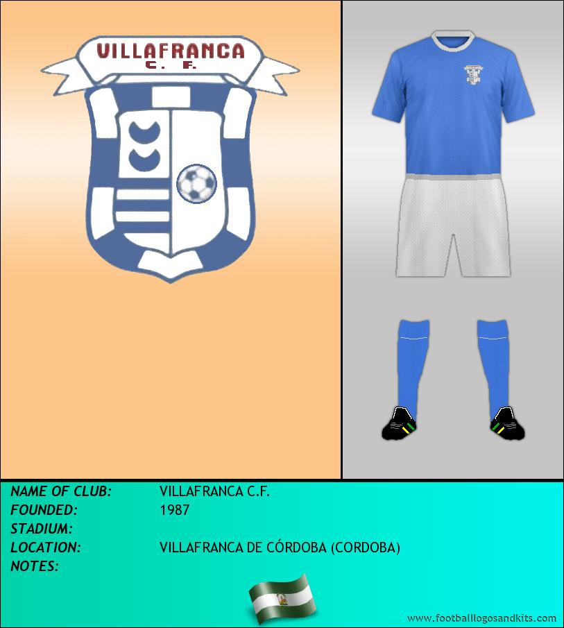 Logo of VILLAFRANCA C.F.