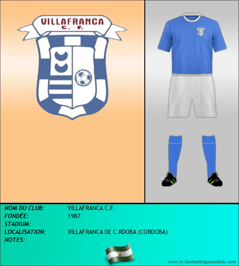 Logo de VILLAFRANCA C.F.