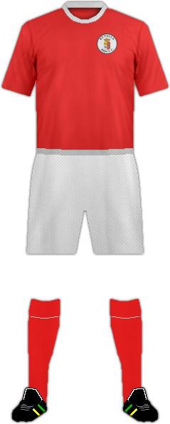 Kit BENALUA 2004 F.C.