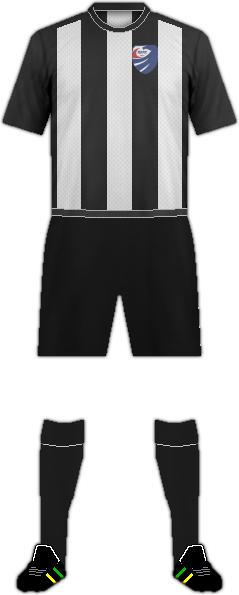 Kit C.D. BASE FOTTBALL CLUB