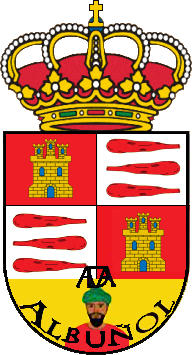 Logo of A.D. ALBUÑOL (ANDALUSIA)