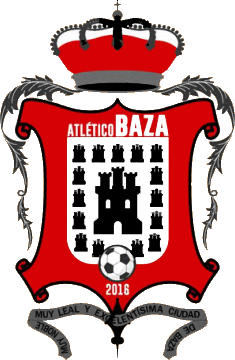 Logo of ATLÉTICO BAZA (ANDALUSIA)