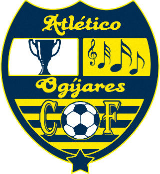 Logo of ATLÉTICO OGÍJARES C.F. (ANDALUSIA)