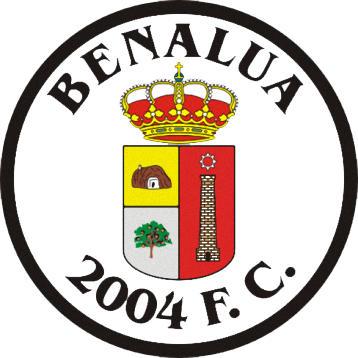 Logo of BENALUA 2004 F.C. (ANDALUSIA)