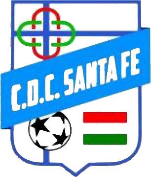 Logo C.D. CIUDAD DE SANTA FE (ANDALUSIA)