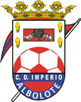 Logo of C.D. IMPERIO ALBOLOTE  (ANDALUSIA)