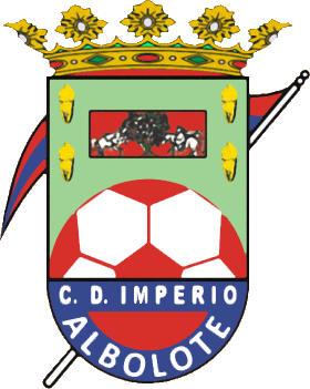 Logo of C.D. IMPERIO ALBOLOTE (ANDALUSIA)