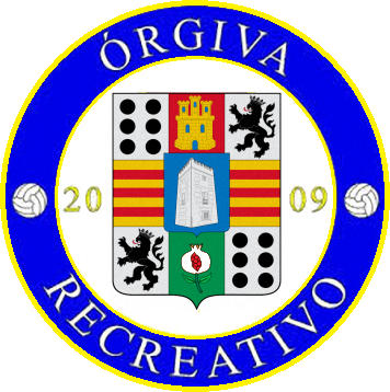 Logo C.D. RECREATIVO DE ÓRGIVA (ANDALUSIA)