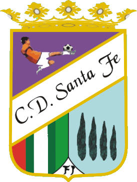 Logo of C.D. SANTA FE  (ANDALUSIA)