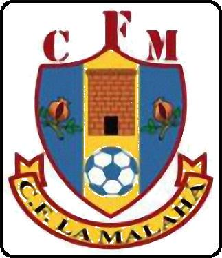 Logo of C.F. LA MALAHÁ (ANDALUSIA)