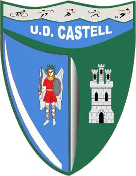 Logo of U.D. CASTELL (ANDALUSIA)