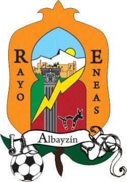 Logo of U.D. RAYO ENEAS ALBAYZÍN (ANDALUSIA)