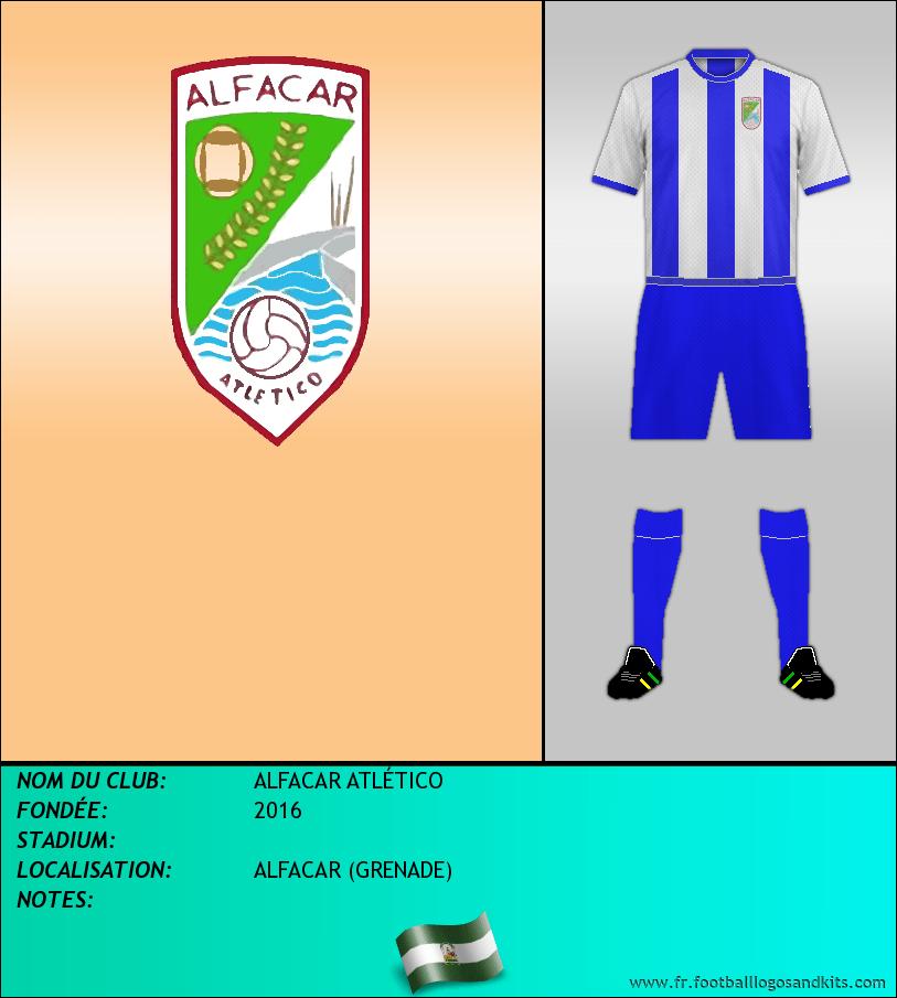 Logo de ALFACAR ATLÉTICO