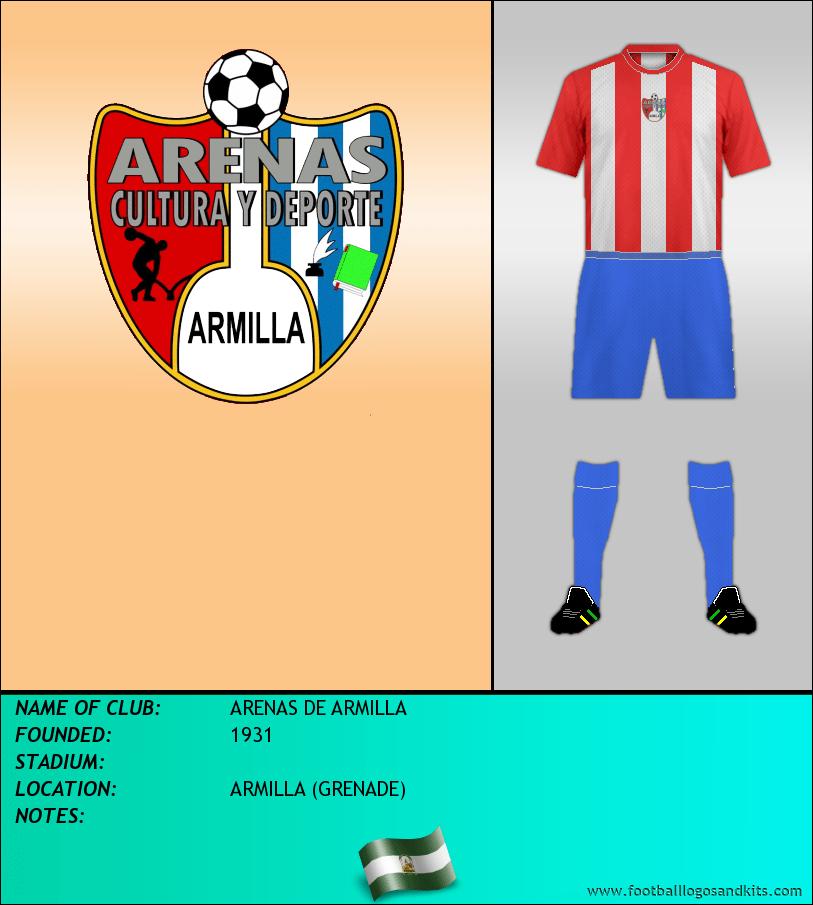 Logo of ARENAS DE ARMILLA