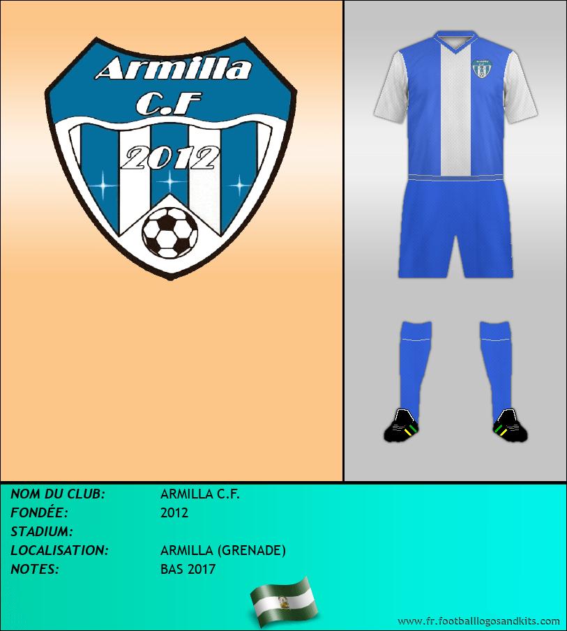 Logo de ARMILLA C.F.