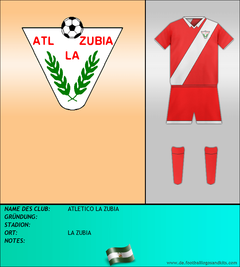 Logo ATLETICO LA ZUBIA