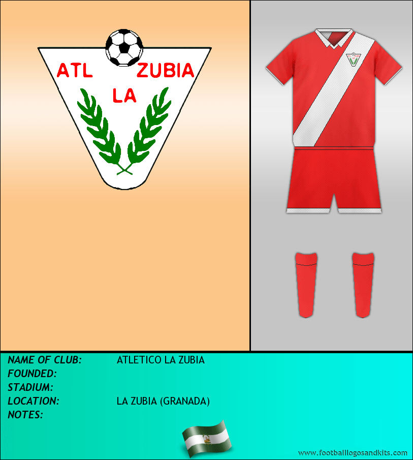 Logo of ATLETICO LA ZUBIA