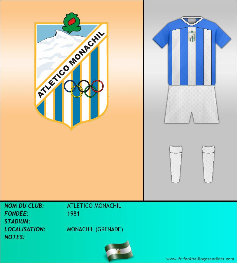 Logo de ATLETICO MONACHIL