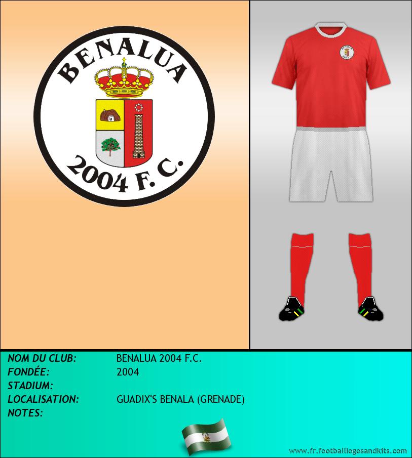 Logo de BENALUA 2004 F.C.