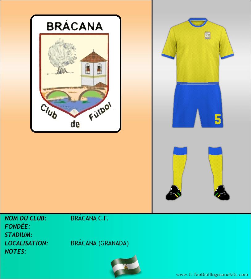 Logo de BRÁCANA C.F.