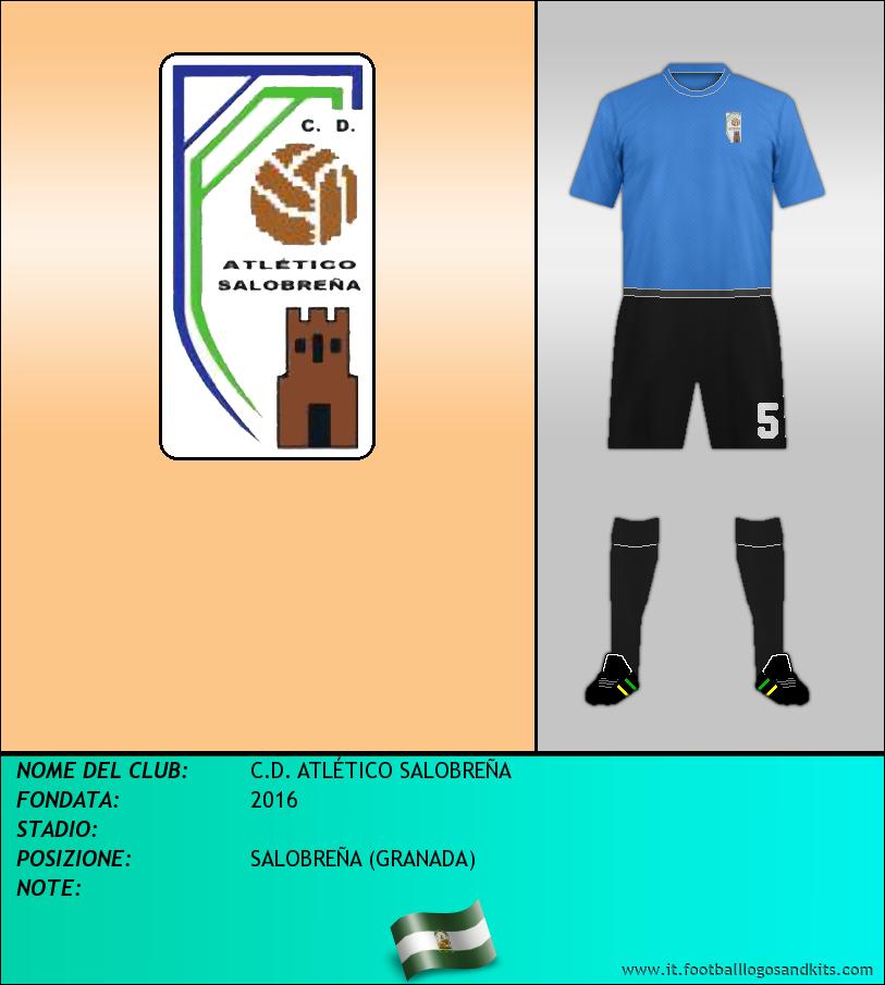 Logo di C.D. ATLÉTICO SALOBREÑA