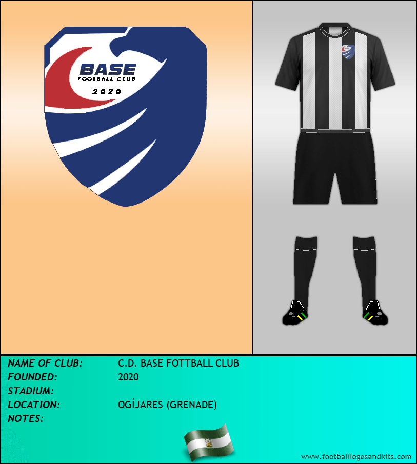 Logo of C.D. BASE FOTTBALL CLUB