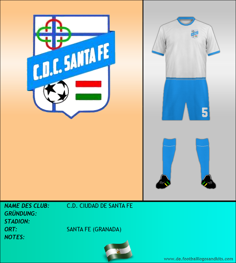 Logo C.D. CIUDAD DE SANTA FE
