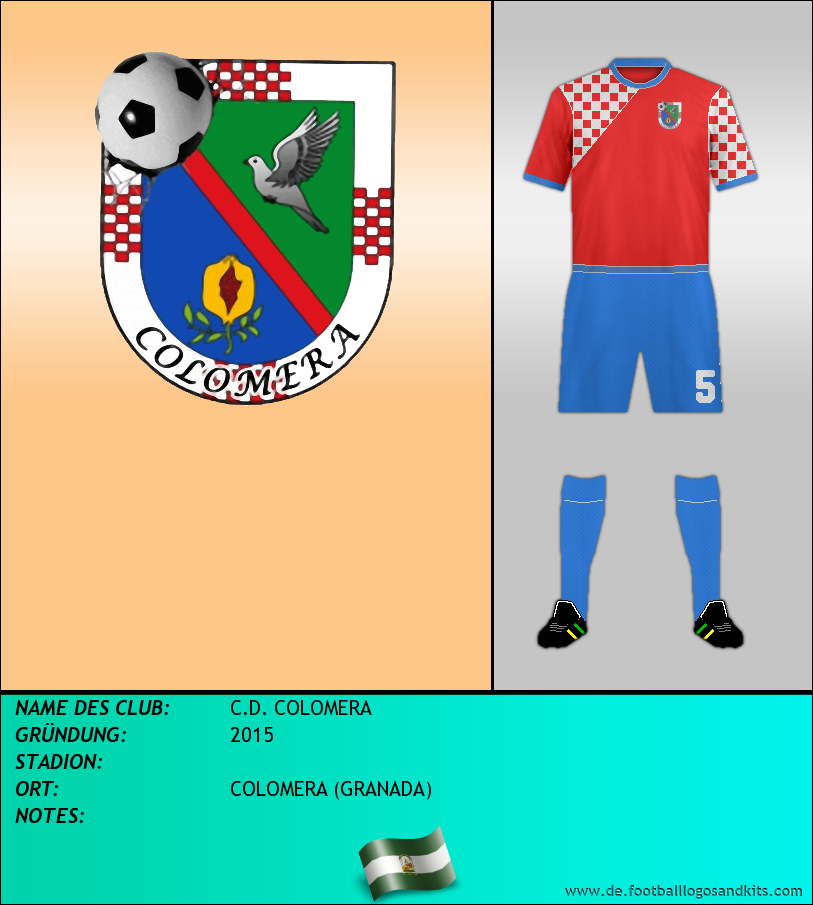 Logo C.D. COLOMERA