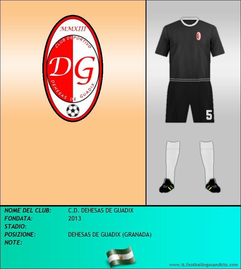 Logo di C.D. DEHESAS DE GUADIX