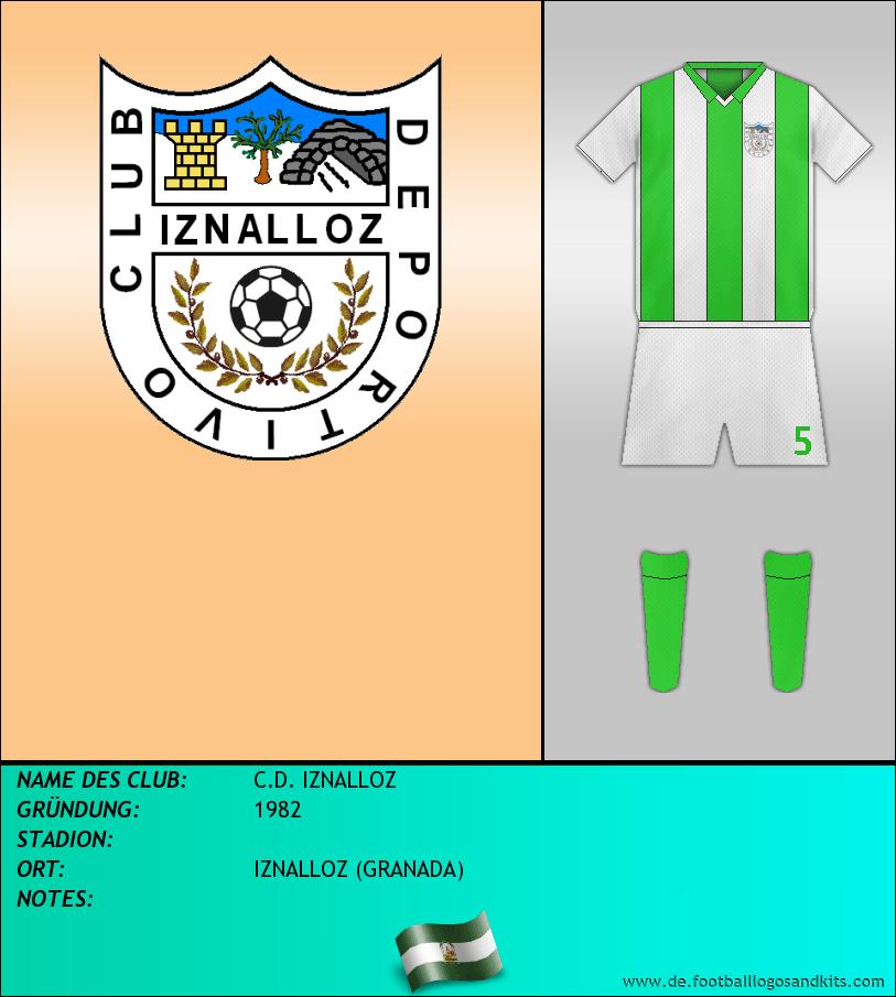 Logo C.D. IZNALLOZ