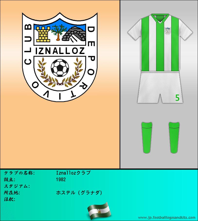 のロゴIznallozクラブ