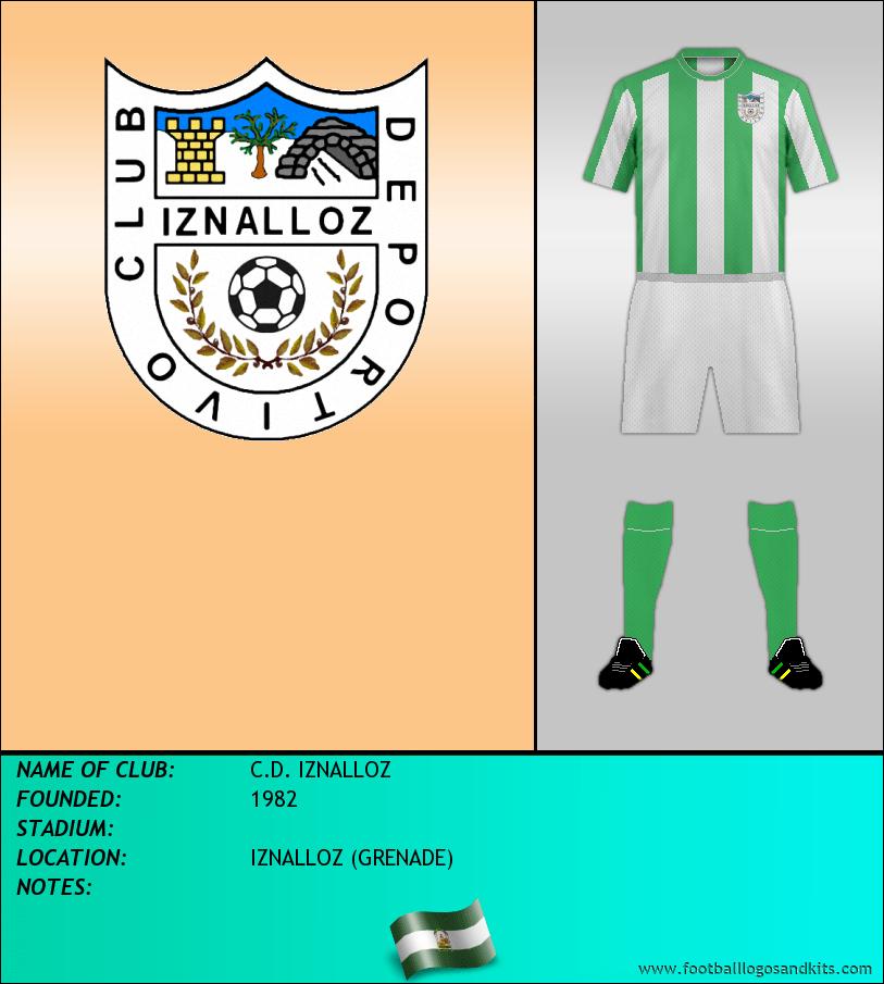 Logo of C.D. IZNALLOZ