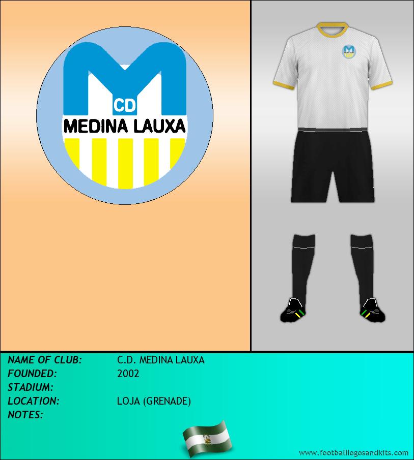 Logo of C.D. MEDINA LAUXA