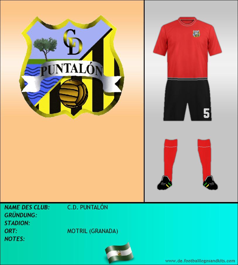 Logo C.D. PUNTALÓN