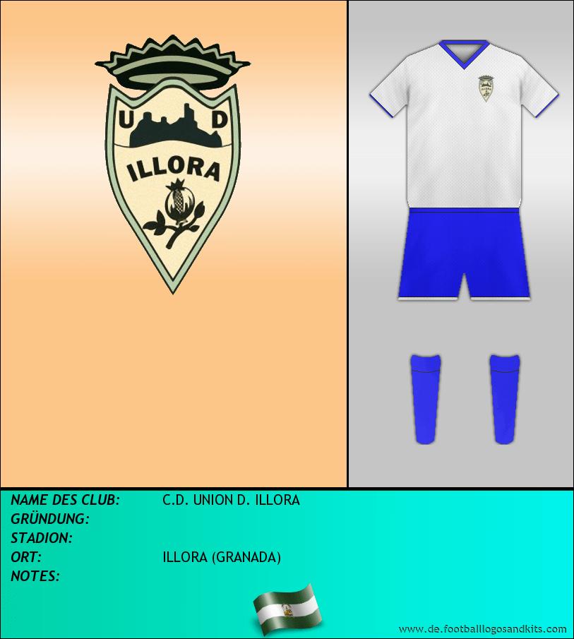 Logo C.D. UNION D. ILLORA
