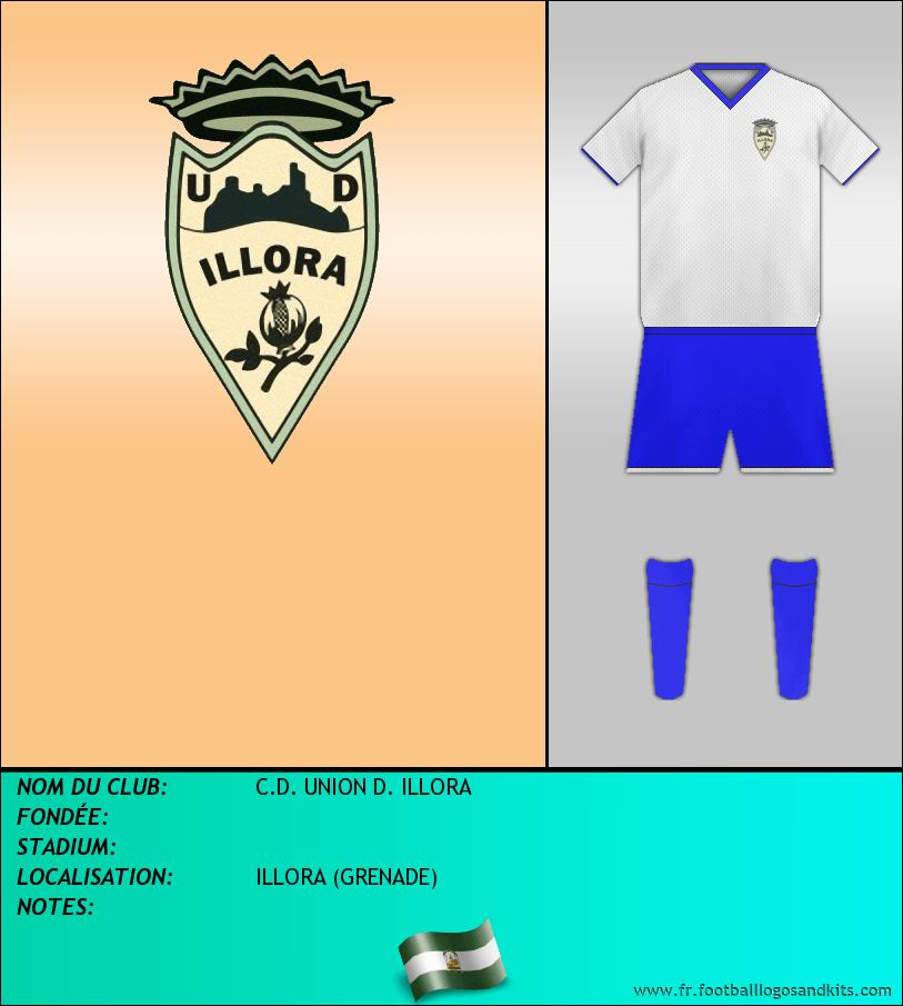 Logo de C.D. UNION D. ILLORA