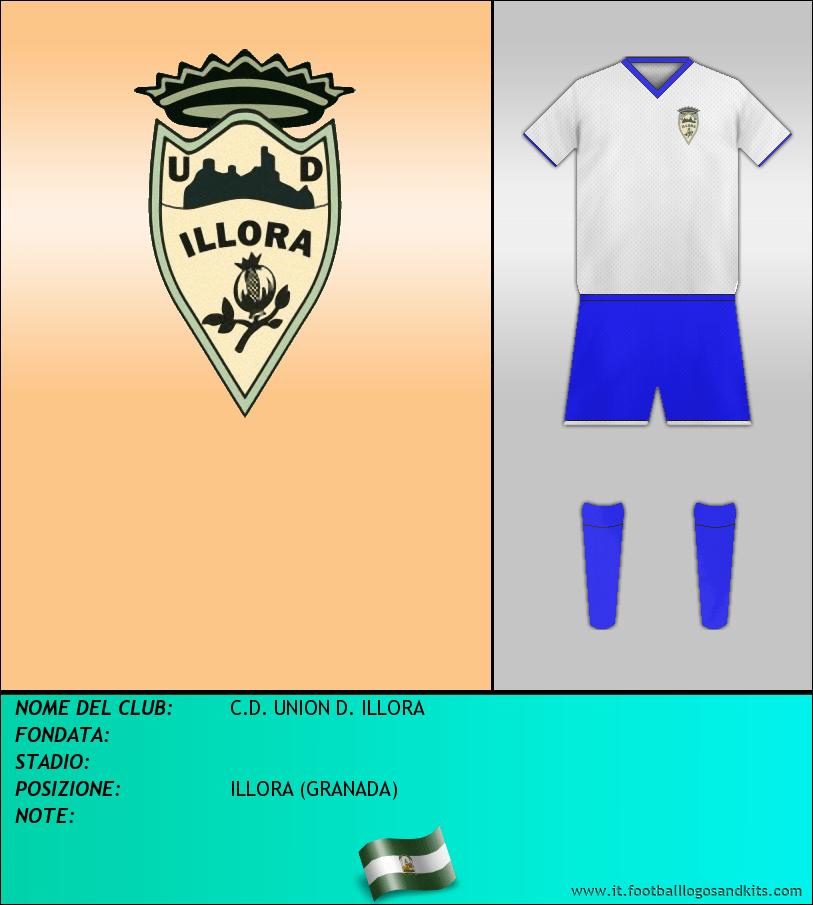 Logo di C.D. UNION D. ILLORA