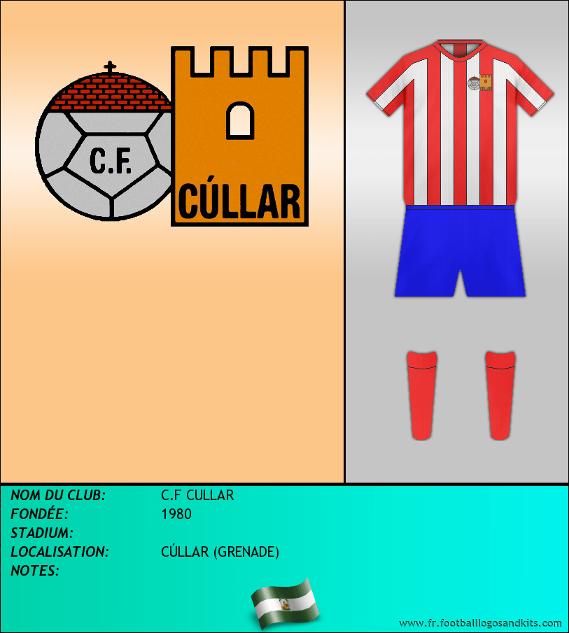 Logo de C.F CULLAR