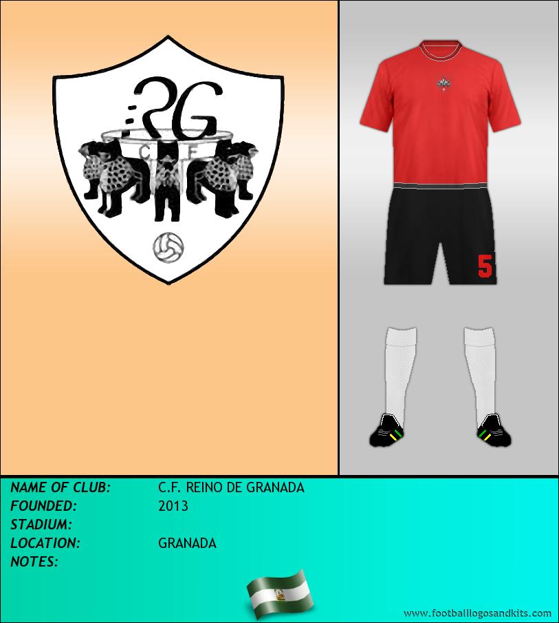 Logo of C.F. REINO DE GRANADA