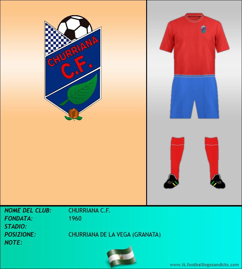 Logo di CHURRIANA C.F.